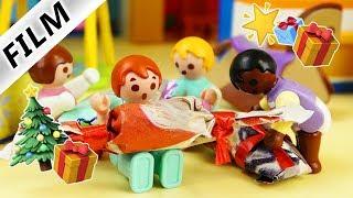 Playmobil Film deutsch | WICHTELN IN KITA - Emmas geheimes Geschenk | Kinderfilm Familie Vogel