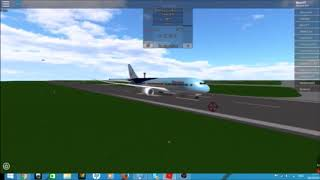 ROBLOX | A Place With Airliners MADNESS | 41 Knots!