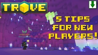 5 Tips for New & Returning Players to Trove!