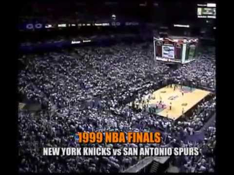 NBA Intros in 1990s (1993-2000)
