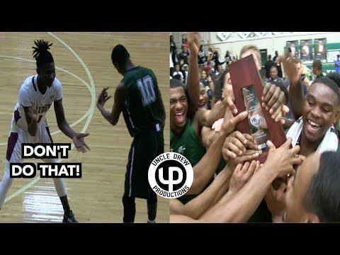 DON'T CLAP at SERREL SMITH! St. Pete vs Riverdale--Region Final Highlights