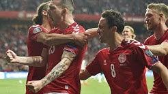 Frustrerende kveld for danskene   Danmark - Irland 1-1
