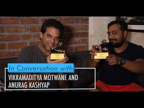 Most Candid Interview   Anurag Kashyap & Vikramaditya Motwane   Sacred Games   The Digital Hash