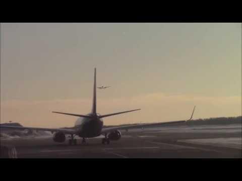 Полет Мин-Воды Москва.