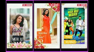 wah wai wah song whatsapp status  neha kakkar and sukhe new song  AAStatus  Panjabi Song Status 2019