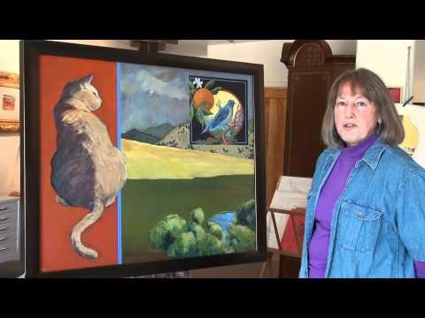 New Mexico Label Series - Artist Victoria Chick