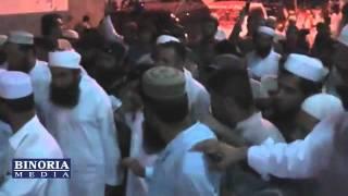 Maulana Tariq Jameel Historical Welcome and Speech in Layari - 1/5