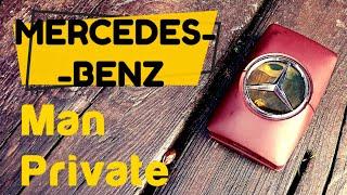PACHNĄCY TYP - Perfumy Mercedes - Benz Private: śliwka, dzięgiel i paczula.