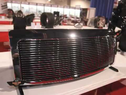 2010 F150 Accessories >> 2010 Ford Xlt Billet Grille From Carriage Works Billet Accessories Id7404