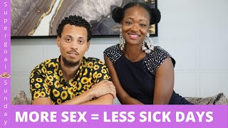 Sexually Active People Take Less Sick Days 😱