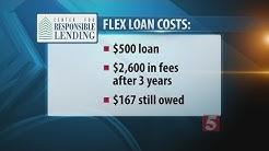 Critics Call 279% Loan A 'Debt Trap' For Poor