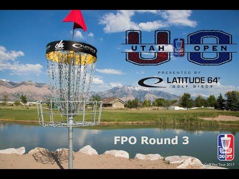 FPO Round 3: Utah Open presented by Latitude 64