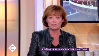 Le débat le plus violent de l'histoire ! - C à Vous - 03/05/2018