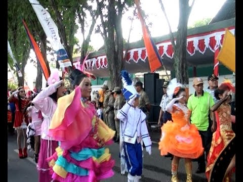 Karnaval Marching Band SD N 3 Purwodadi