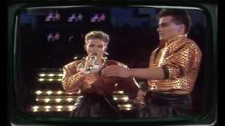 Paso Doble - Computerliebe (Die Module spiel'n verrückt) 1985