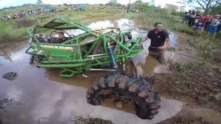 Desafio Arapongas 2016 - Jeep Monster x Gaiola 3.2