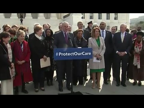 Democrats demand end to legal action against Obamacare