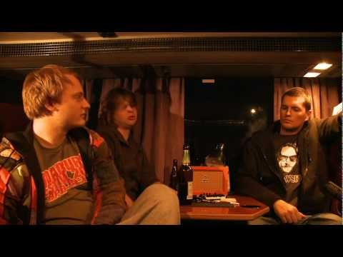 The Machine - Interview 03. Nov. 2011 (Up In Smoke)