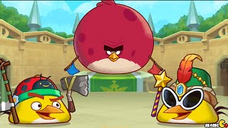 Angry Birds Fight! - Muti Challenge Chuck Arena Master Cup Part 77! iOS/iPad