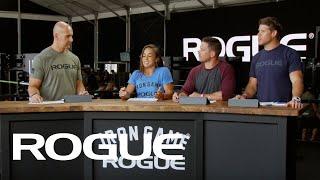 Rogue Iron Game - Episode 25 - 2019 Reebok CrossFit Games