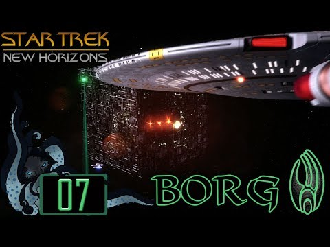 Surgical Harvest - Star Trek: New Horizons (Stellaris Mod) - Borg - #07 - Insane Let's Play