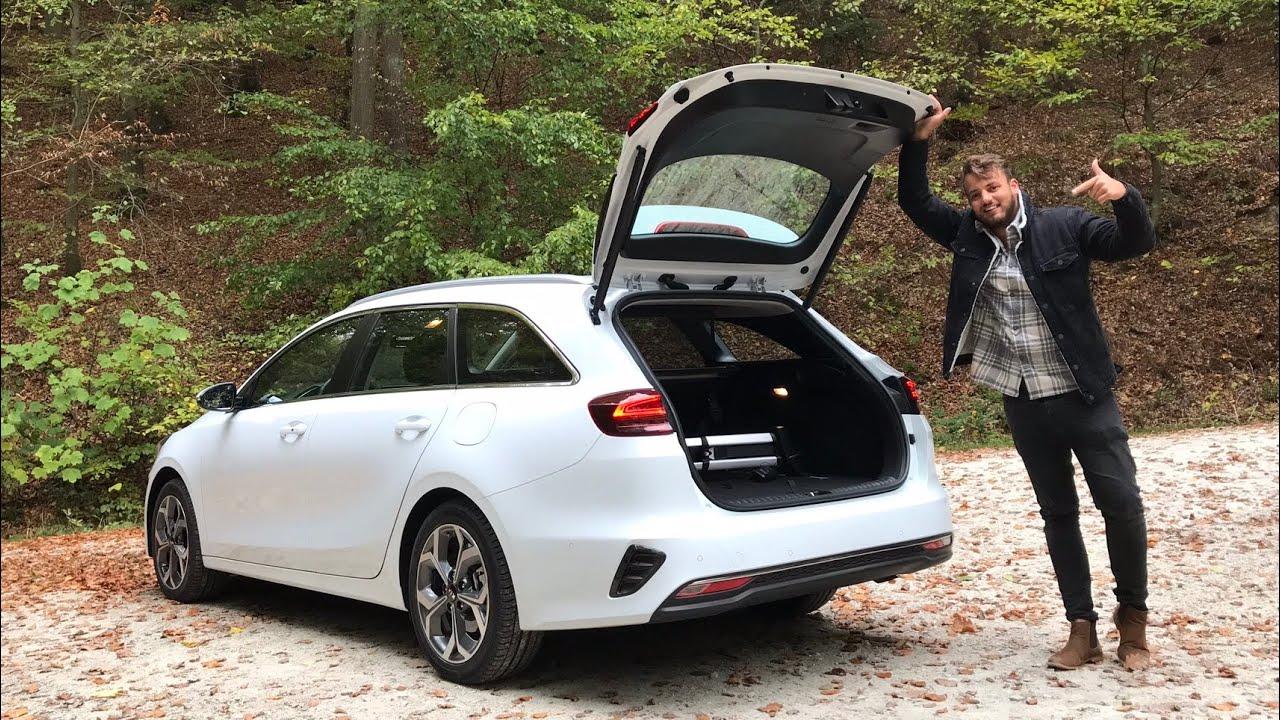 2018 2019 Kia Ceed Sportswagon Sw 1 6 Crdi Fahrbericht Review Test Kombi Kofferraum Youtube