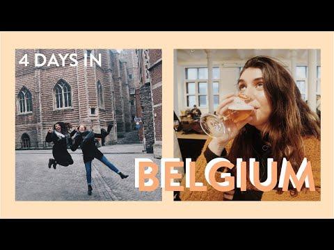four days in Antwerp, Brussels and Bruges | University of Copenhagen Exchange