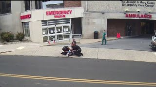 Allentown Police Release New Video of Officer Knee Incident | NBC10 Philadelphia