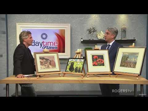 Rob Cowley visits Rogers Daytime Ottawa