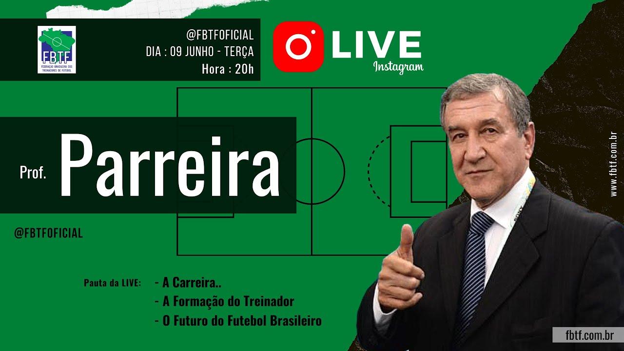 Parreira x FBTF LIVE 2020