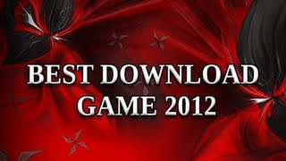 Tetra Ninja's Best of 2012 - Download Game of the Year