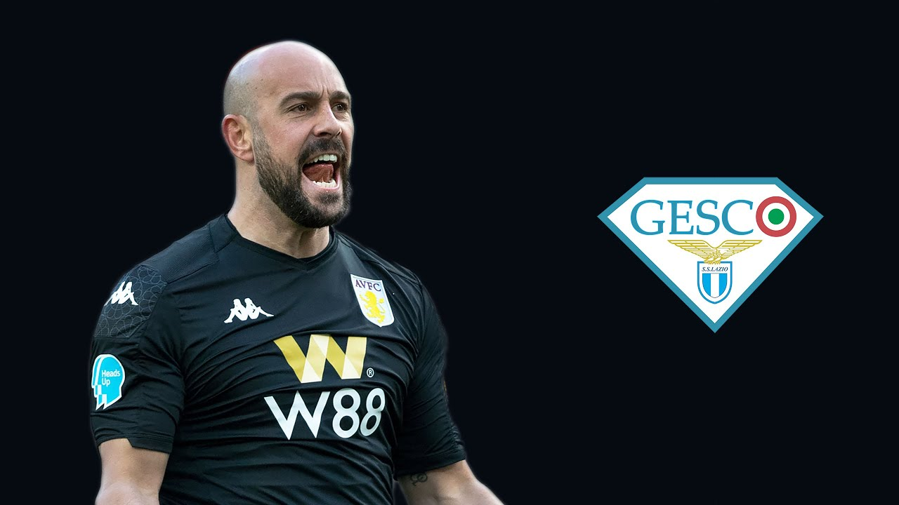 Pepe Reina - Welcome to S.S.Lazio - YouTube