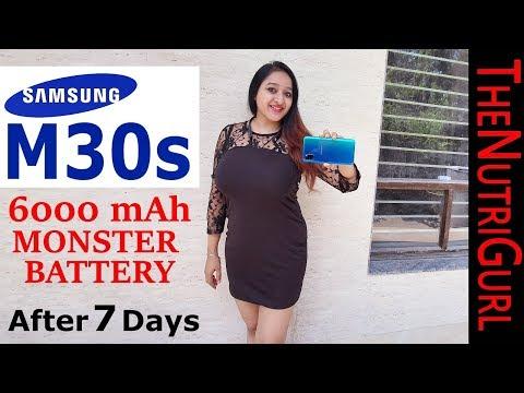 Samsung Galaxy M30s - MONSTER Battery