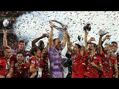 Chasing the Dream • Adelaide United's Rise From the Ashes • 2015/16 A-League Season