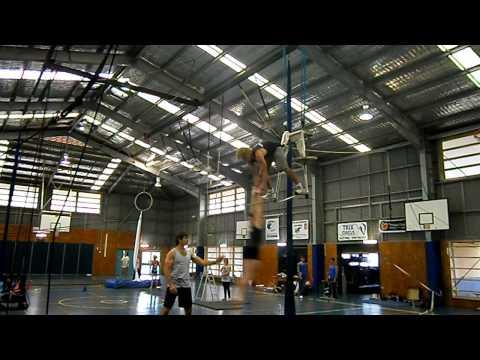 Circus/Casting - Hannah Dislocate