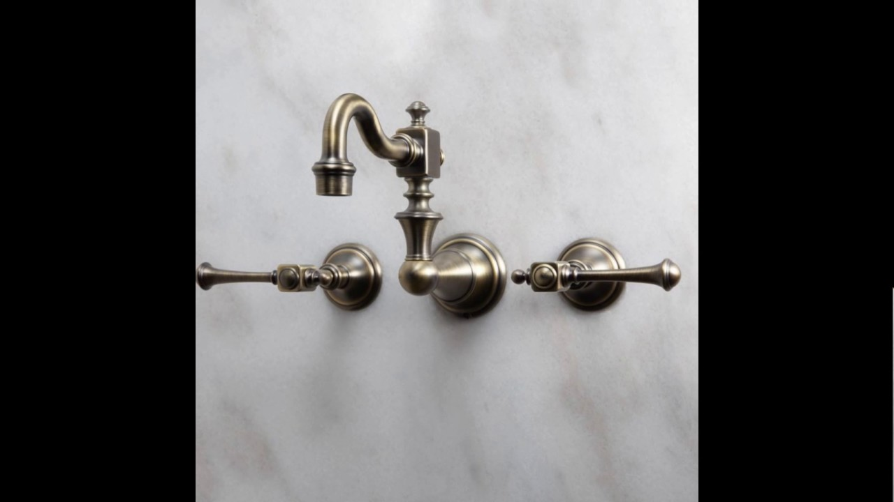 wall mount kitchen faucet youtube wall mount kitchen faucet