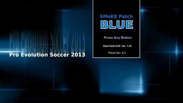 Pes 2013 smoke patch update 5. 3 pes patch.
