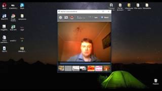 как записать  свое видео обращение(Скачайте страницу захвата нового поколения бесплатно: http://romancherkasov.ru/newpage/, 2017-02-15T18:14:30.000Z)