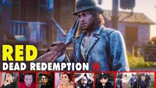 Gamers Reactions To Seeing What Happens To Sean In Red Dead Redemption 2   Mixed Reactions