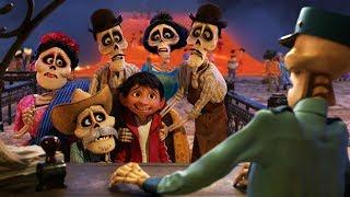 Disney-Pixar's 'Coco' Official Trailer 2 (2017)