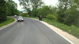 Trasa Lesko - Solina