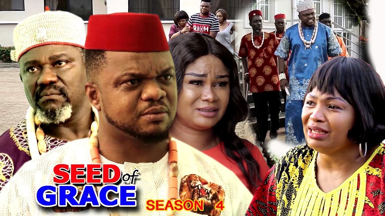Seed Of Grace Season 4 - (Ken Erics) 2018 Latest Nigerian Nollywood Movie Full HD | 1080p