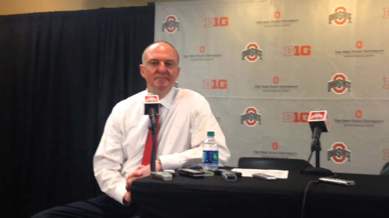 Thad Matta on D'Angelo Russell