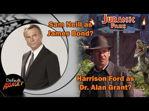 Who It Could Have Been: James Bond and Alan Grant - Default Assault