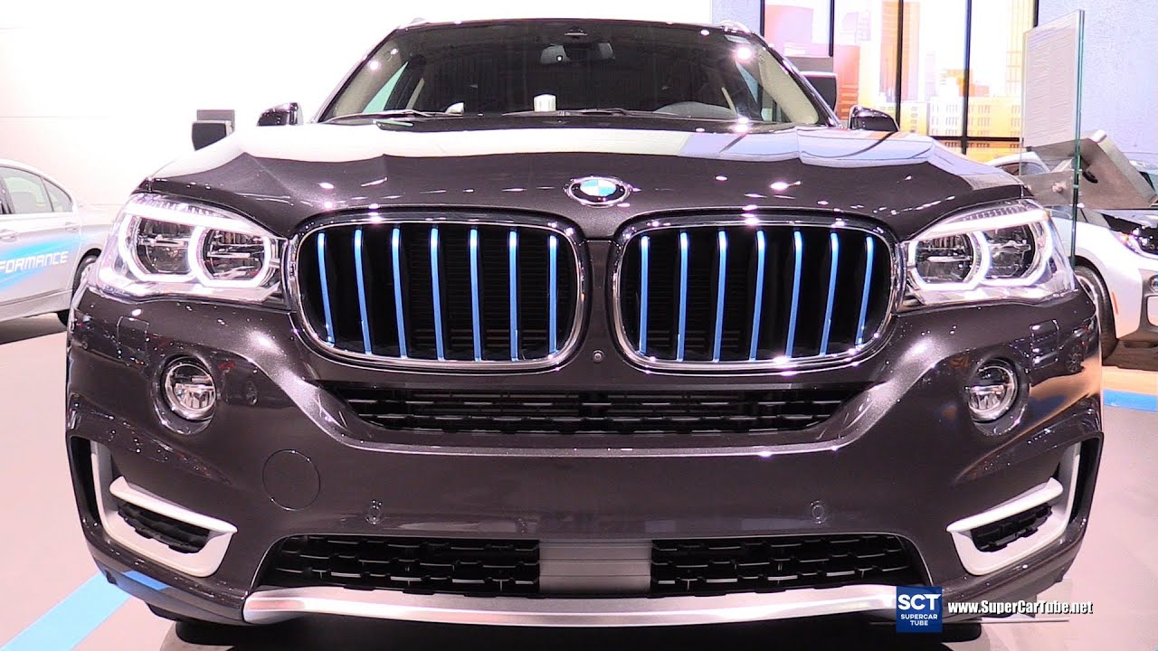 2016 bmw x5 xdrive40e iperformance exterior and interior walkaround 2016 new york auto show. Black Bedroom Furniture Sets. Home Design Ideas