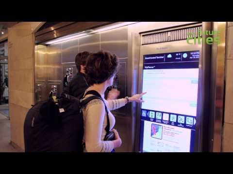Subway Data Goes Digital & Interactive in NYC
