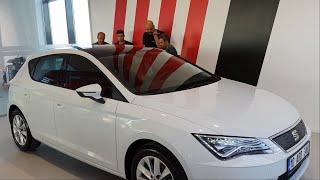 Seat Leon Teslim Alma Süreci | 1.0 EcoTSI DSG | Inceleme |  Sohbet
