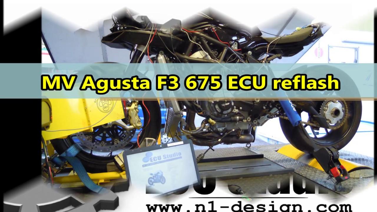 gabro racing team mv augusta f3 675 eldor ecu reflash