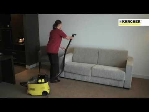 Karcher Waschsauger Puzzi Youtube