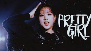 kim jisoo ↠ ❝i'm not just a pretty girl❞ 「fmv」